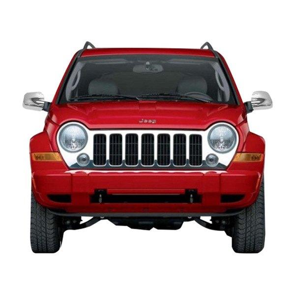 2002 Jeep Liberty Exterior: Jeep Liberty 2002 Chrome Mirror Covers