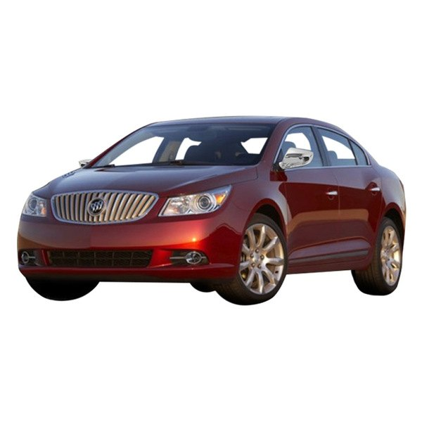Buick Lacrosse 2010 Chrome Mirror Covers