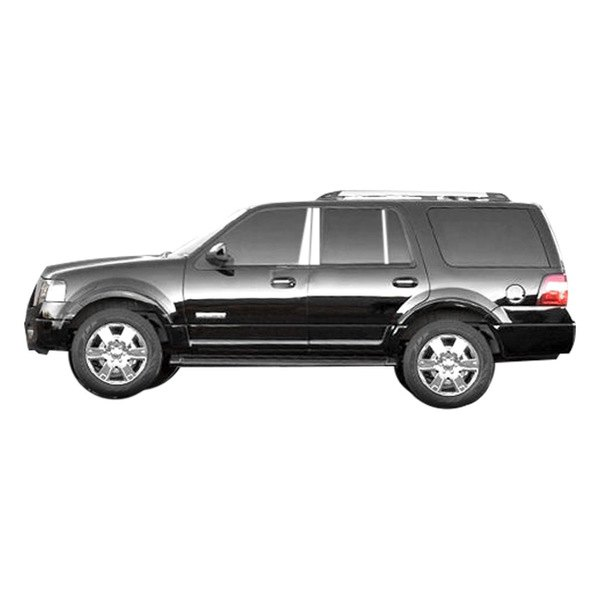 marquee ford explorer 2002 2010 polished pillar posts. Cars Review. Best American Auto & Cars Review
