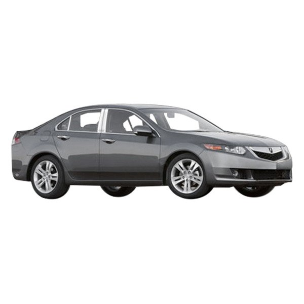 For Acura TSX 2009-2013 Marquee Polished Pillar Posts