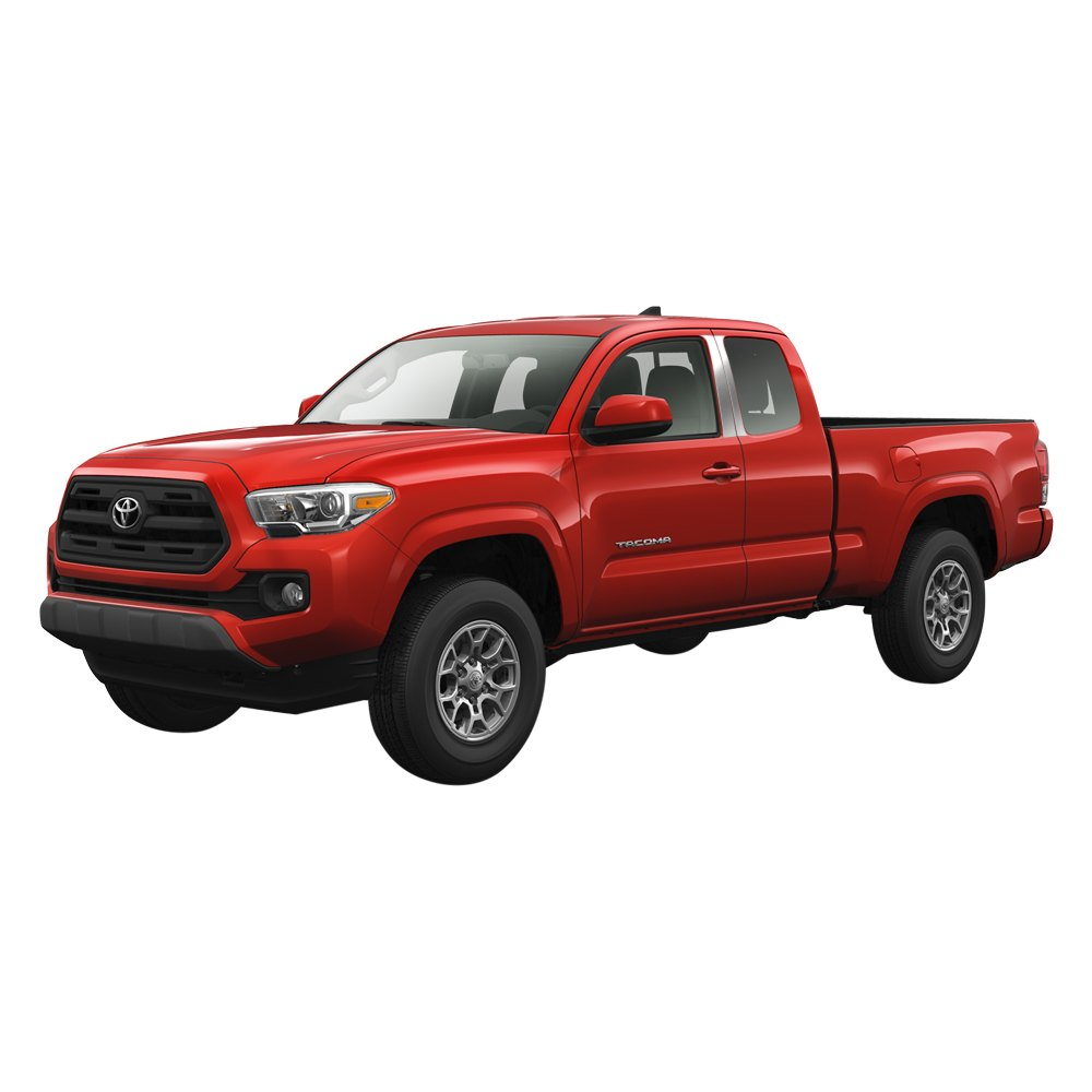 2017 toyota tacoma interior exterior accessories autos post