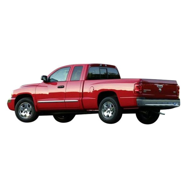 marquee mtg 205 dodge dakota 2007 chrome tailgate handle cover. Cars Review. Best American Auto & Cars Review