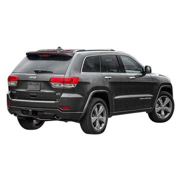 Marquee Mtl 372 Jeep Grand Cherokee 2014 Chrome Tail Light Bezels