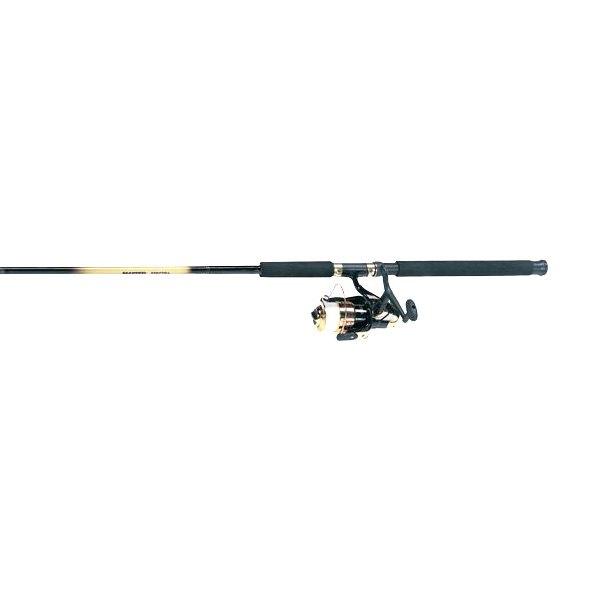 Master dn194wl 870 3216bk 11 39 saltwater spinning for Fishing rod repair shops near me