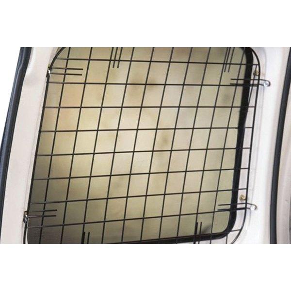 Masterack 027594kp rear door window screens for Back door with window and screen