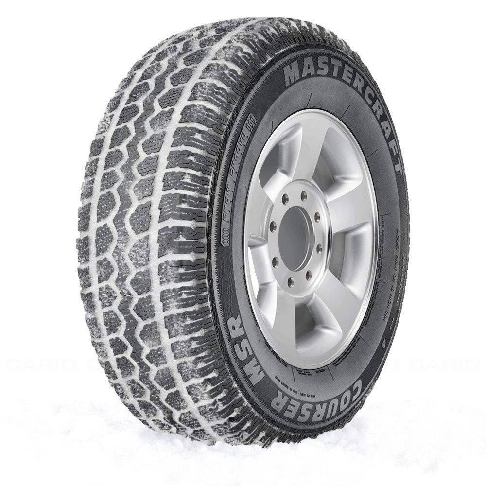 Mastercraft Tire 235 75r15 S Courser Msr Winter All Terrain Off