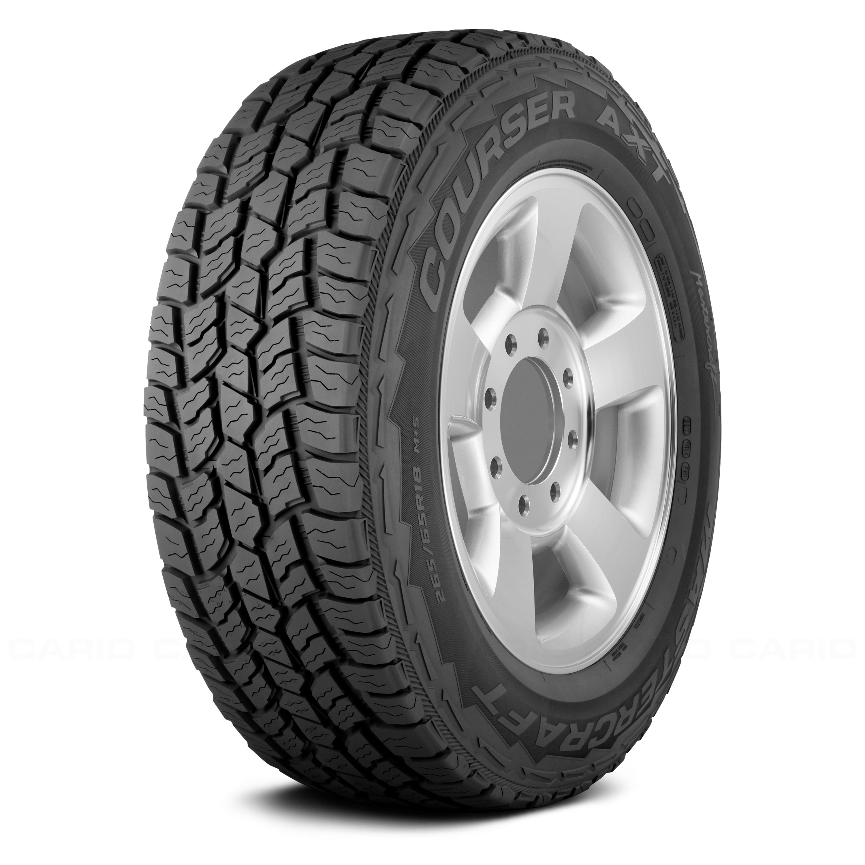 Mastercraft Tire 235 75r15 T Courser Axt All Terrain Off Road