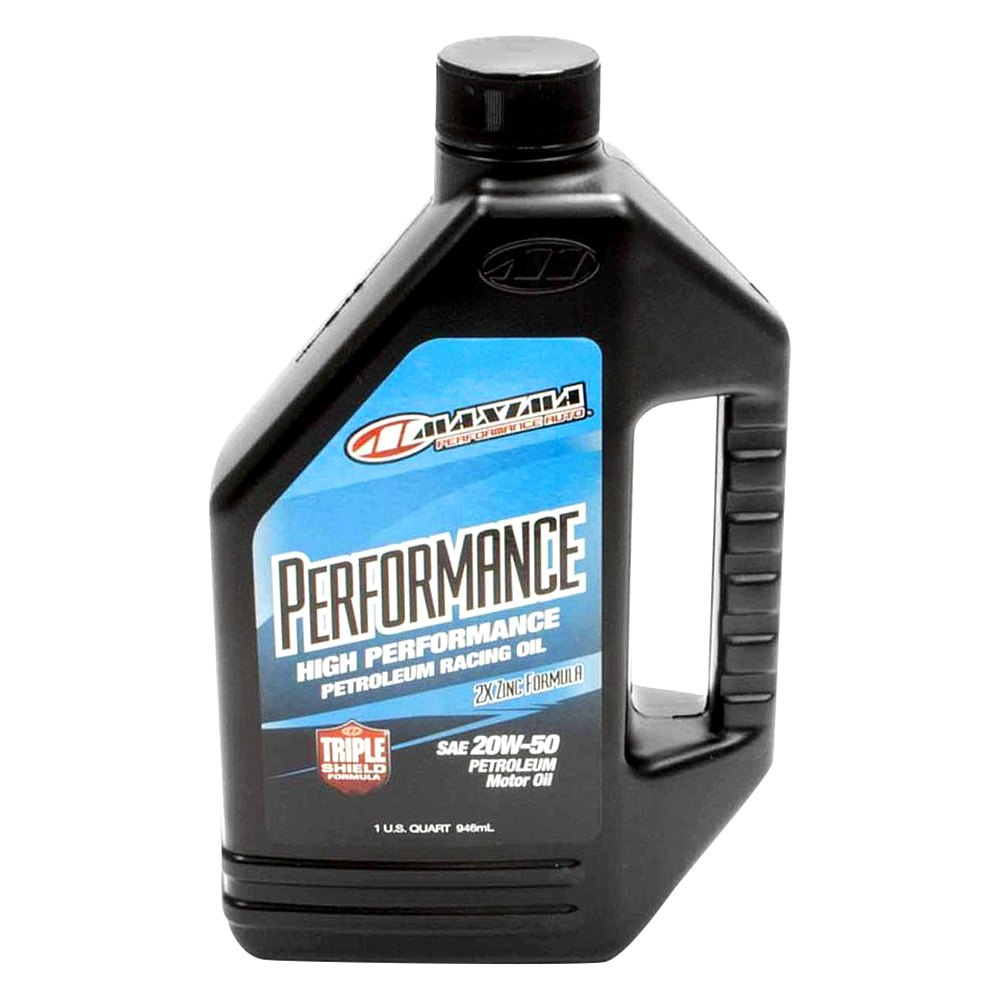 Maxima Racing Oils Max39 35901s Sae 20w 50 Performance