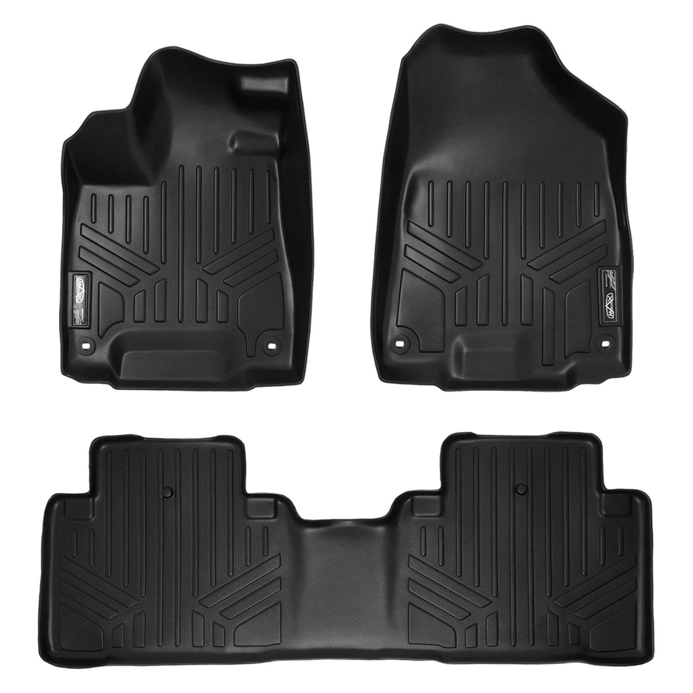 2016 2014 GGBAILEY D50298-F1A-BK-LP Custom Fit Car Mats for 2012 2015 2013 2017 Buick Verano Black Loop Driver /& Passenger Floor