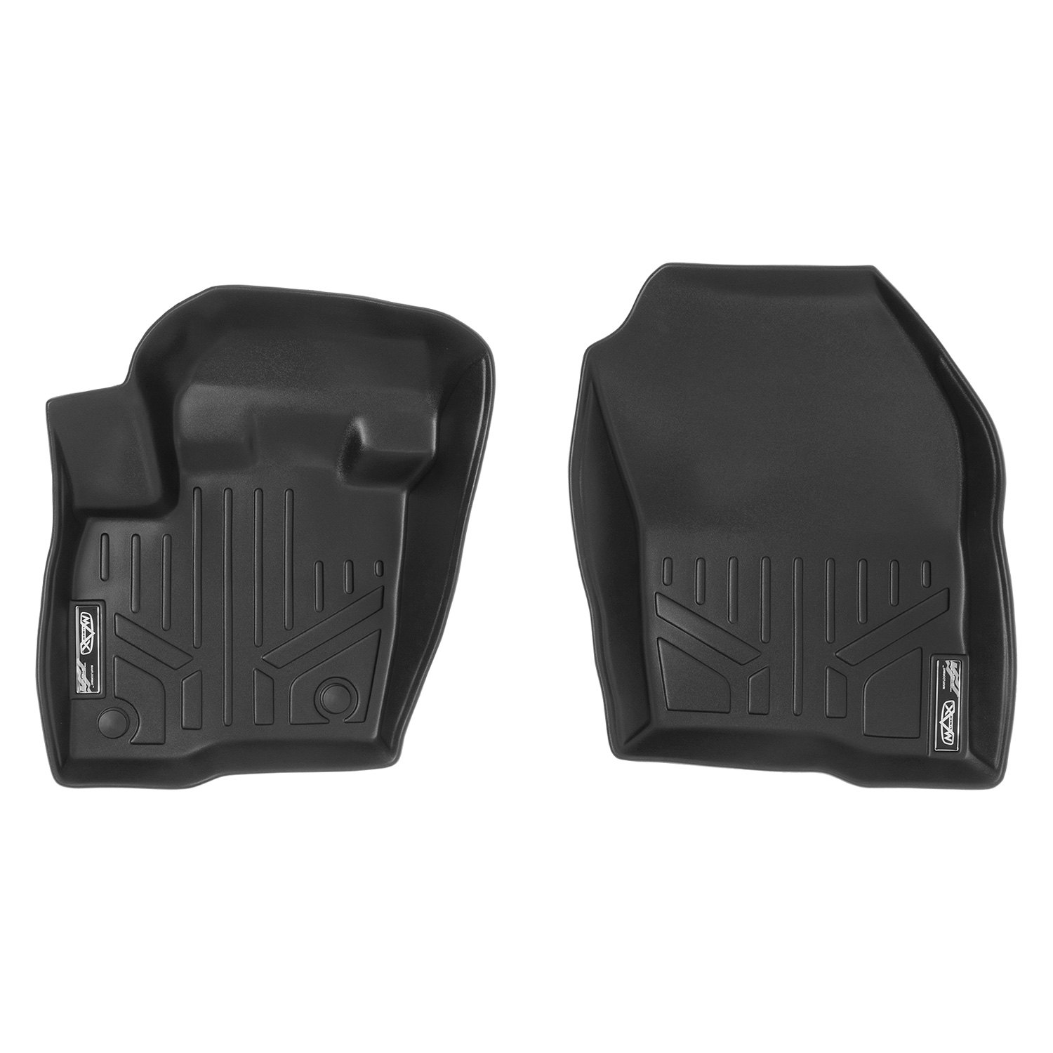 For Ford Edge 2015 2018 Maxliner A0192 Maxfloormat 1st Row