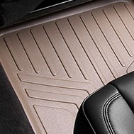MaxLiner® - MaxFloormat™ Tan Floor Liner, 2nd Row