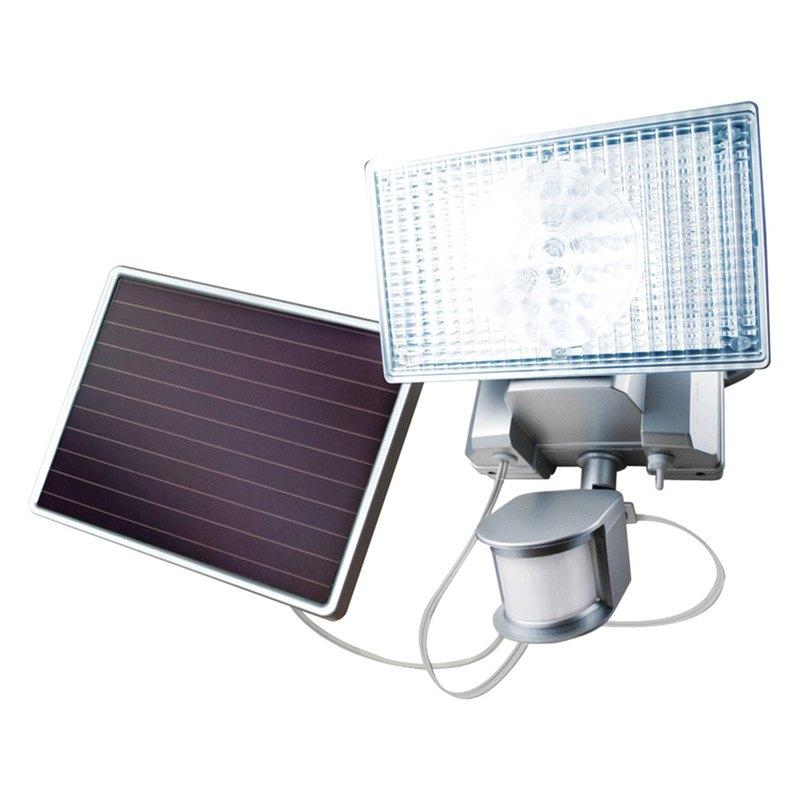 MAXSA 44449 100 LED Outdoor Solar Security Light