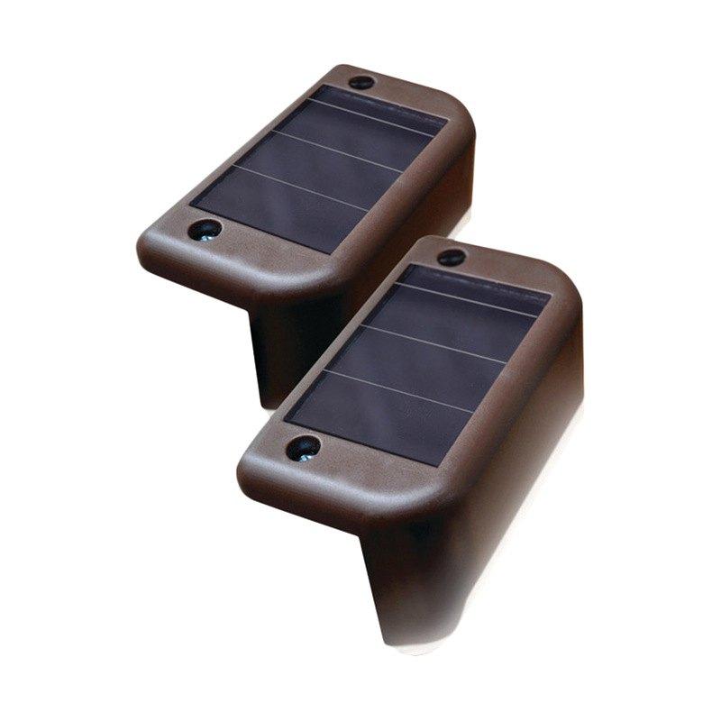 Maxsa 174 47332 Solar Powered Led Deck Lights