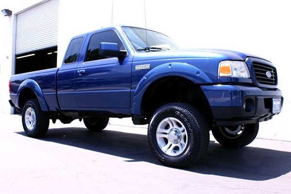 Maxtrac Suspension 174 Ford Ranger Rwd Without Stabilitrak