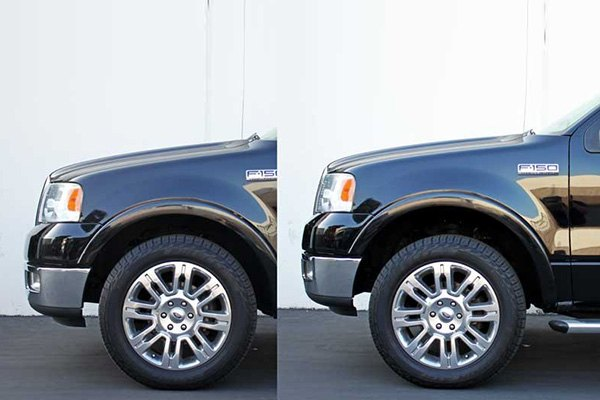 Ford F 150 Front Suspension submited images.