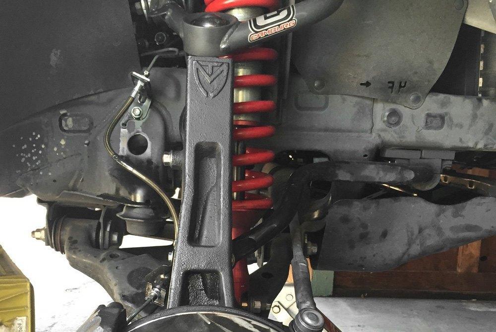 Maxtrac Suspension™ | Leveling, Lift & Lowering Kits — CARiD com