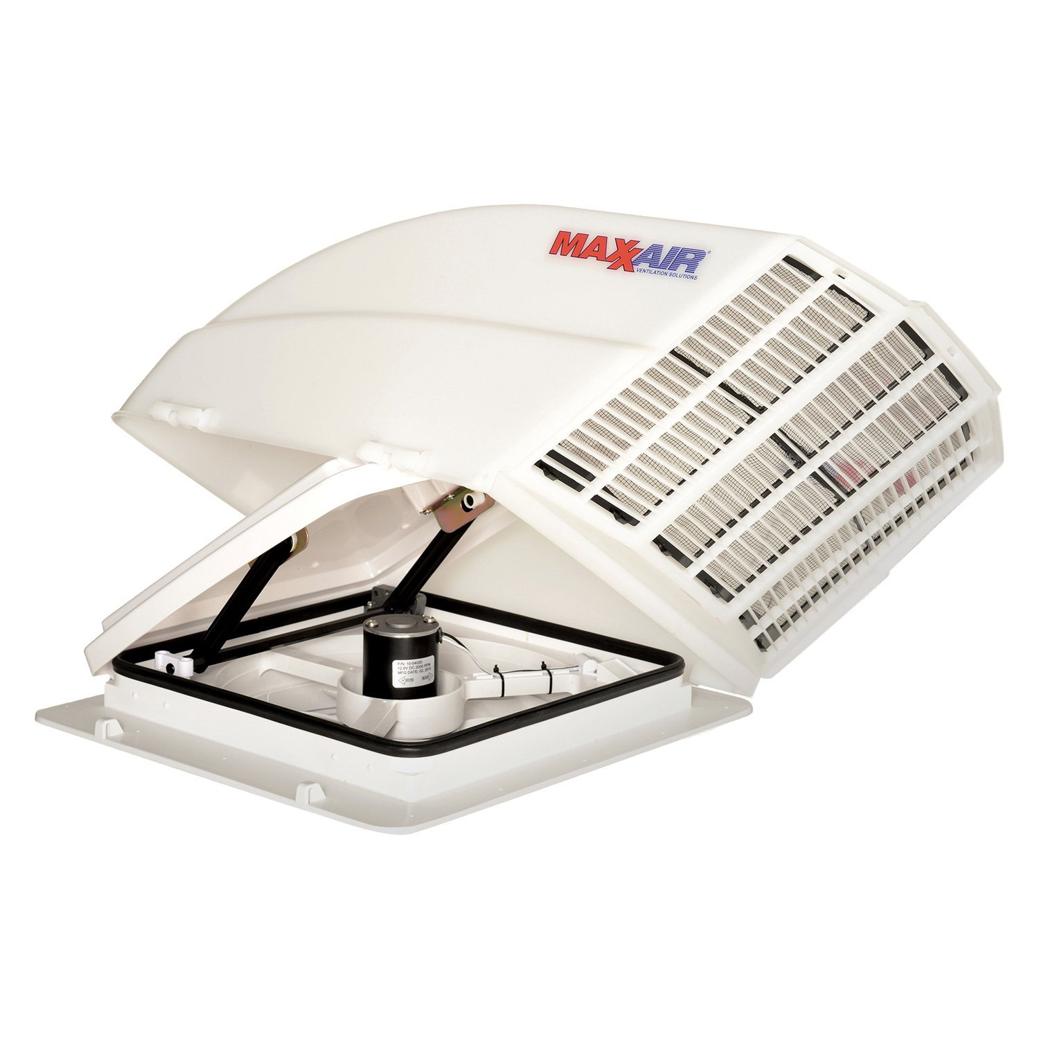 Maxxair 174 00 955001 Fanmate White Vent Cover Camperid Com