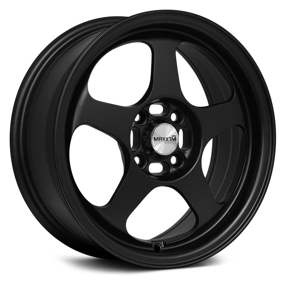 MAXXIM® AIR Wheels - Matte Black Rims