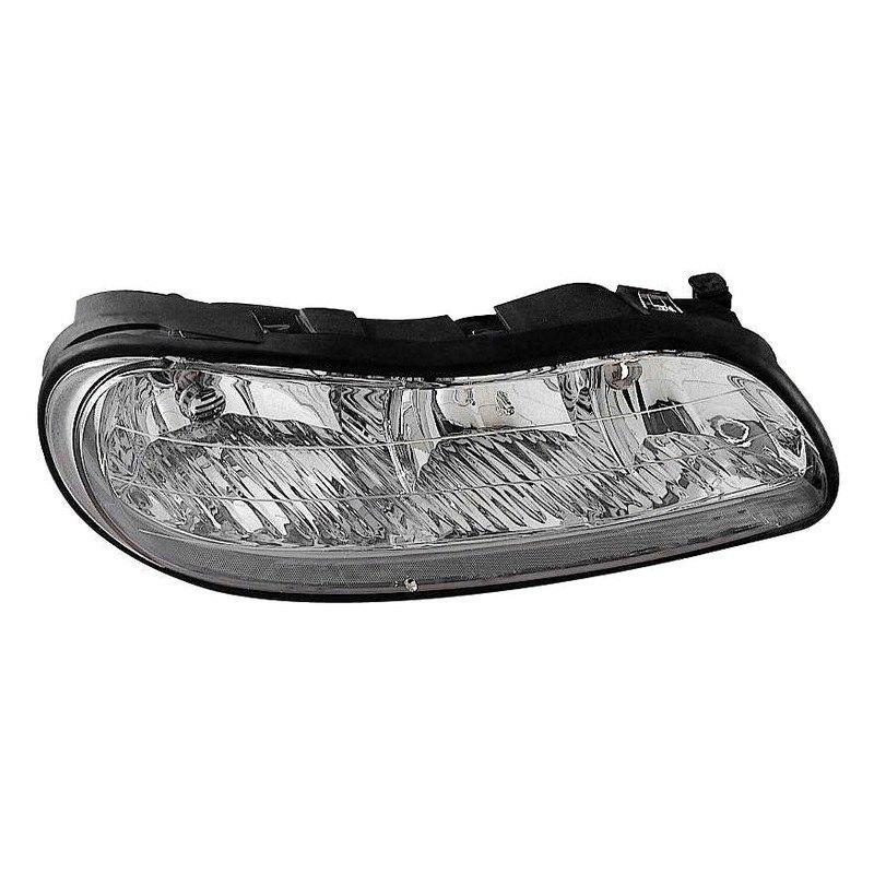 2005 Chevy Malibu Lights Not Working: Chevy Malibu 2005 Replacement Headlight