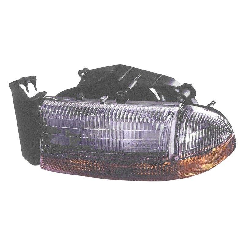 Maxzone® - Dodge Dakota 2002 Replacement Headlight