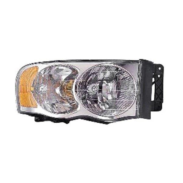 Dodge Replacement Headlights: Dodge Ram 2004 Replacement Headlight