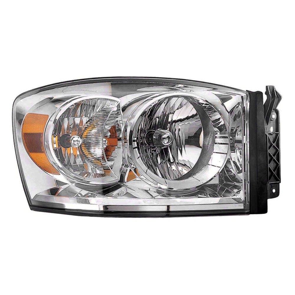Dodge Replacement Headlights: Dodge Ram 2008 Replacement Headlight