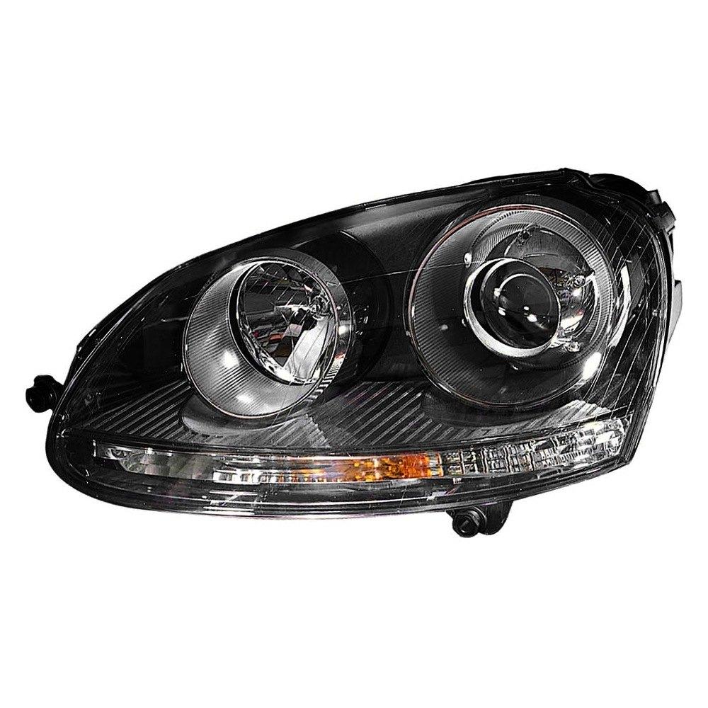 maxzone volkswagen jetta 2009 replacement headlight. Black Bedroom Furniture Sets. Home Design Ideas