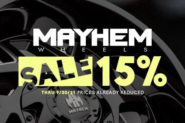 Mayhem Promo