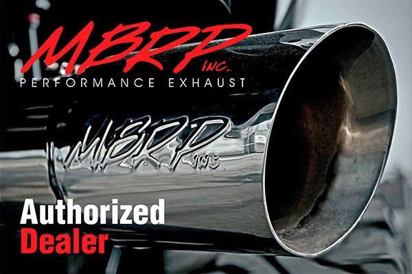 Mbrp Installer Series Exhaust System