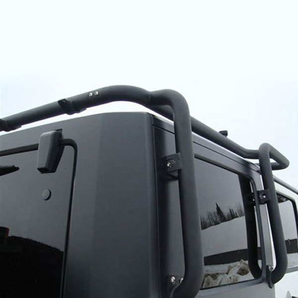 Install Roof Rack Roof Rack System Installed