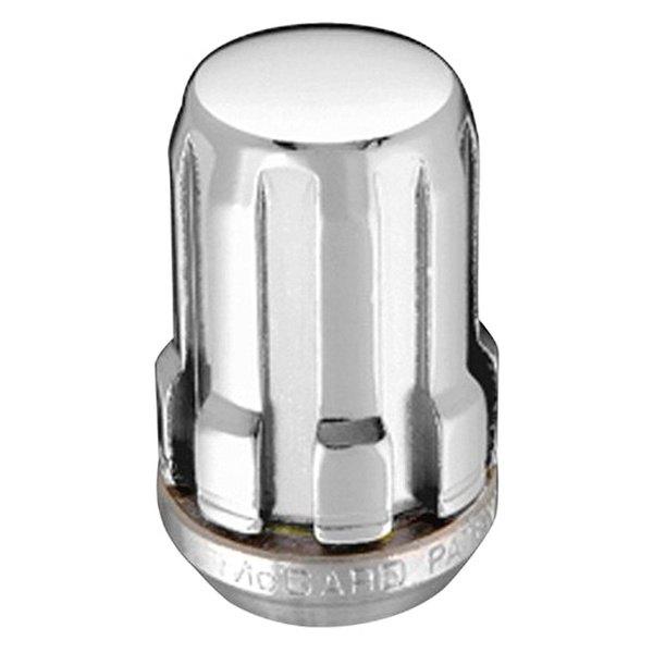 Chrome SplineDrive Lug Nut Set 4 Pcs M12 X