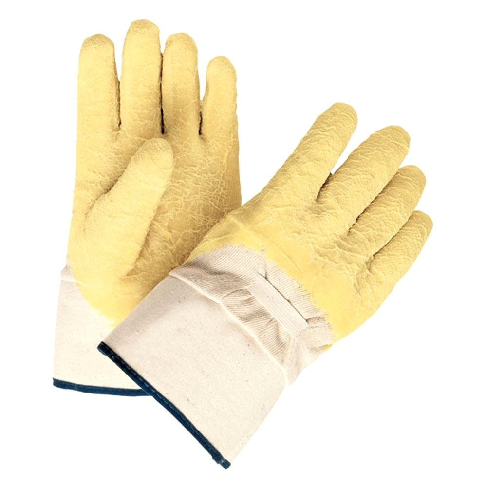 Mcr Safety 174 Rubber Coated Gloves