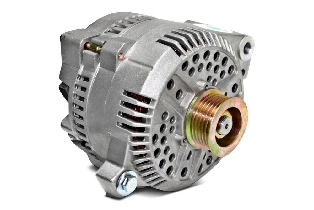 Mean Green™ | High Output Alternators & Gear Reduction