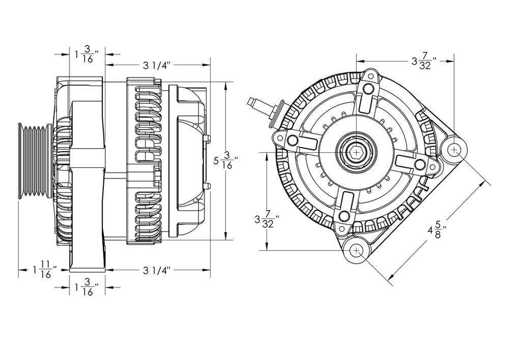 9050320 2 mechman alternators� 9050320 s series alternator mechman alternator wiring diagram at gsmx.co