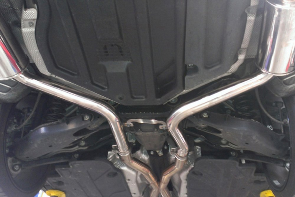 Racing Oe Rs Series Stainless Steel Axle Back Exhaust