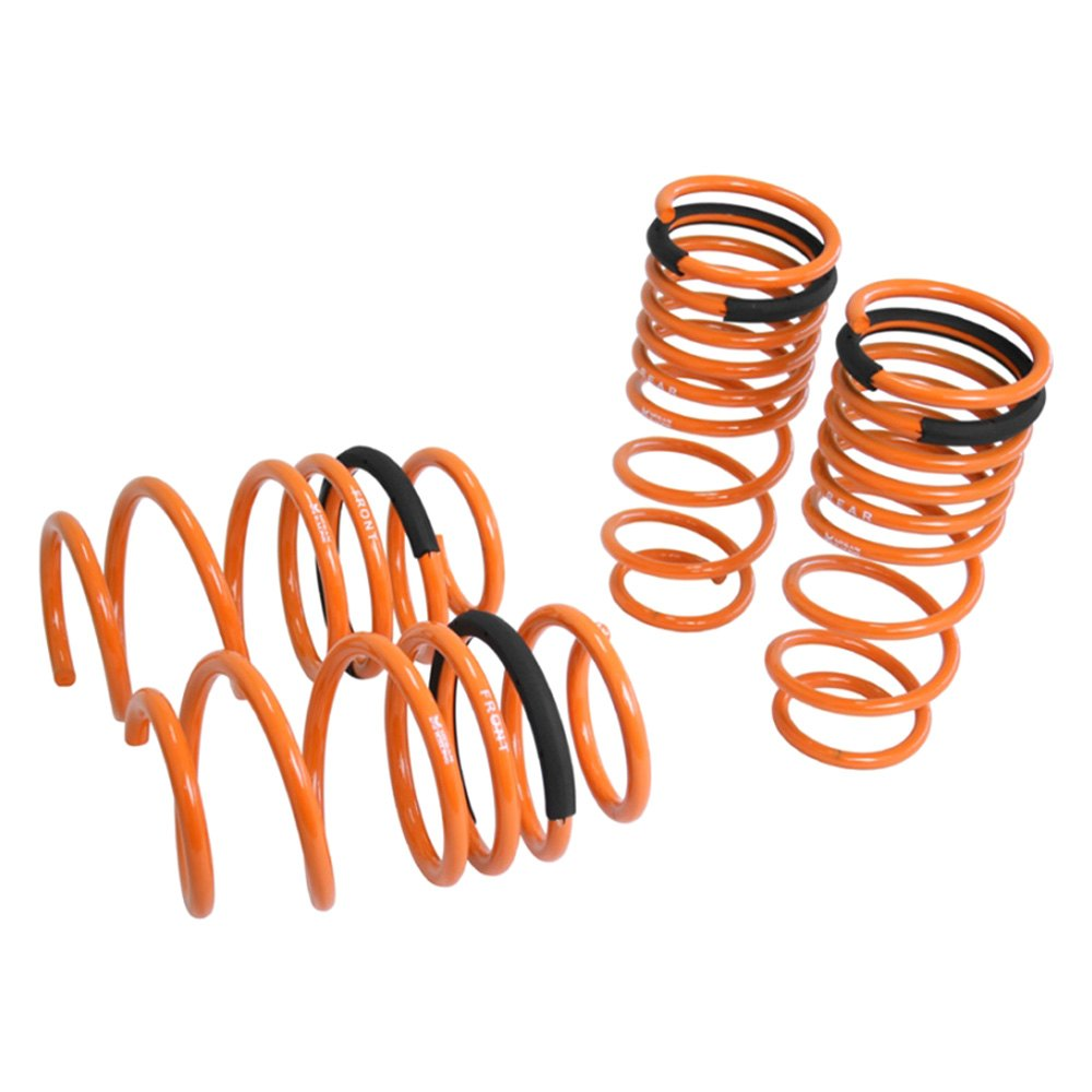 """2010 Kia Soul Suspension: 1"""" X 1"""" Front And Rear"""
