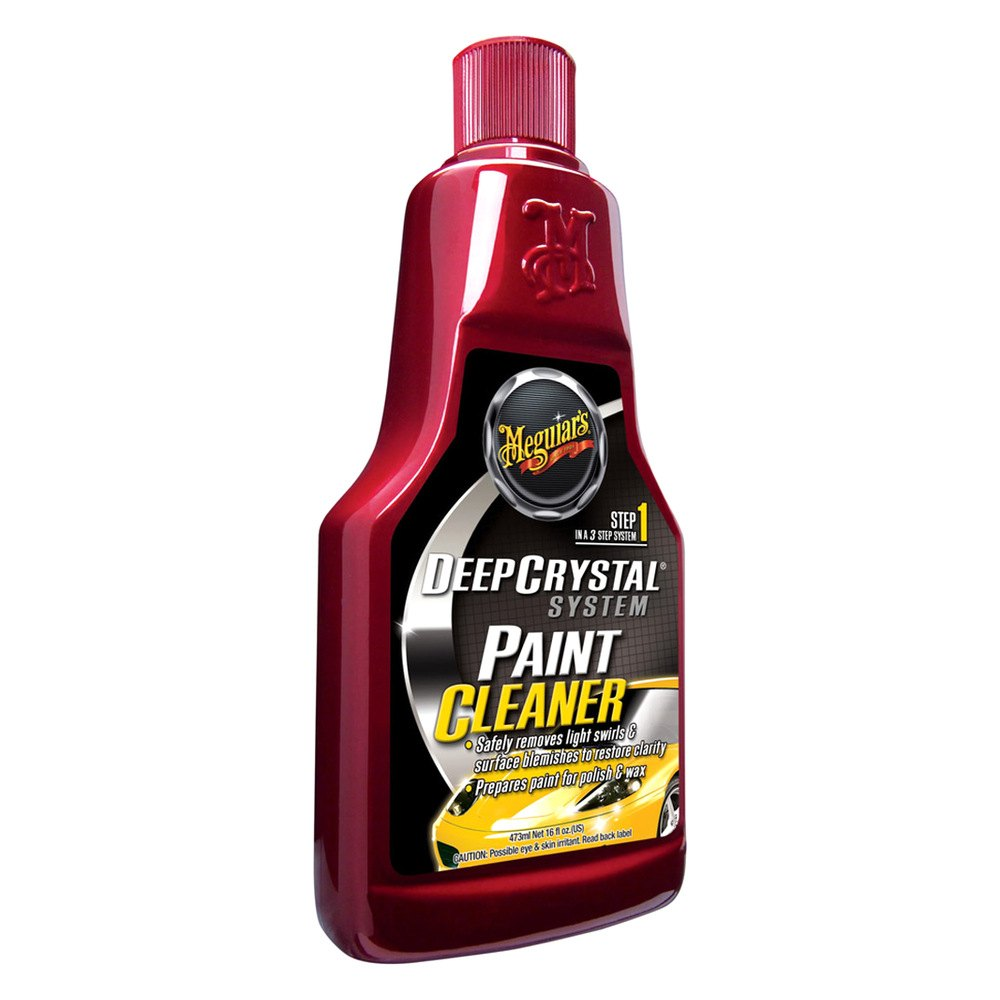 meguiars a3016 deep crystal paint cleaner. Black Bedroom Furniture Sets. Home Design Ideas