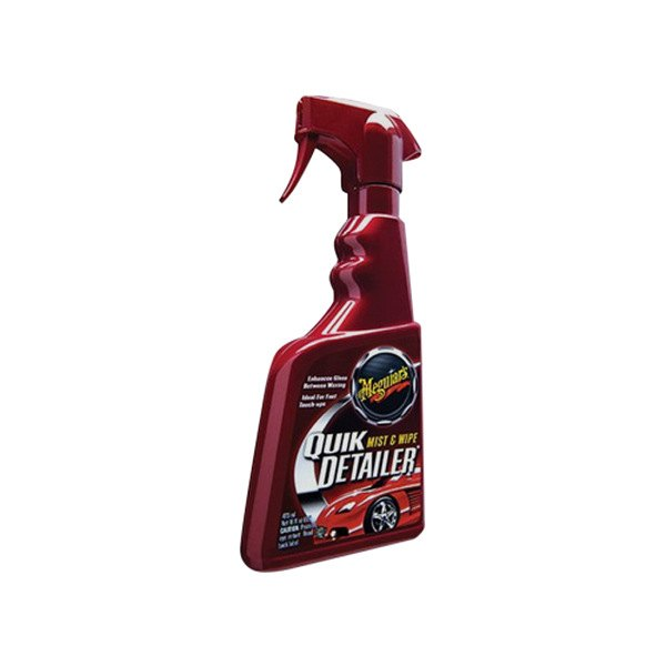 meguiars a3332 quik detailer mist and wipe aerosol 32 oz. Black Bedroom Furniture Sets. Home Design Ideas