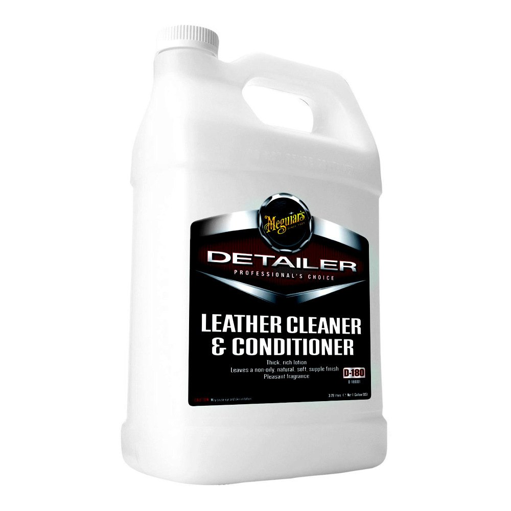 meguiars d18001 detailer leather cleaner and conditioner. Black Bedroom Furniture Sets. Home Design Ideas