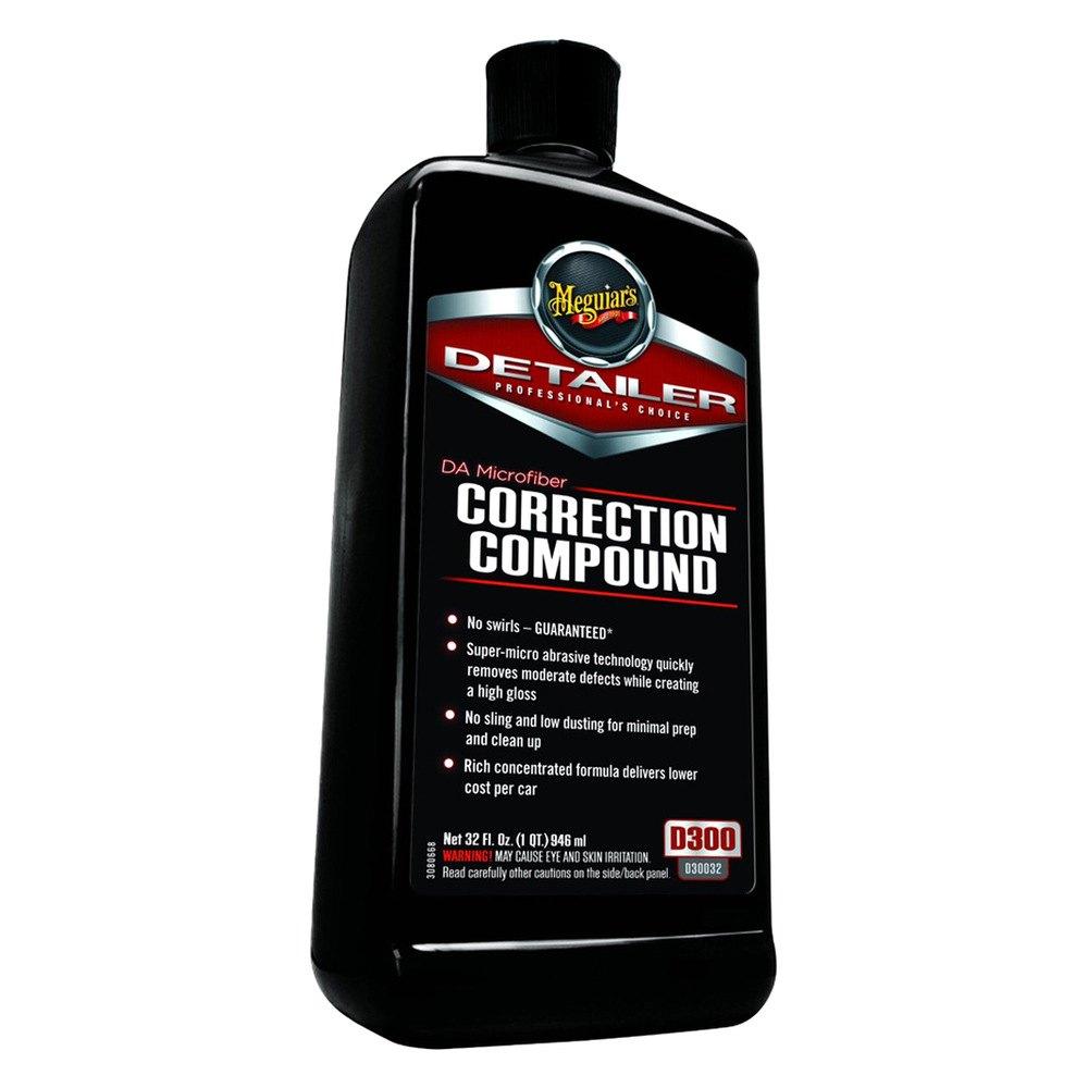 Superior Auto Parts >> Meguiars® D30032 - DA™ Microfiber Correction Compound