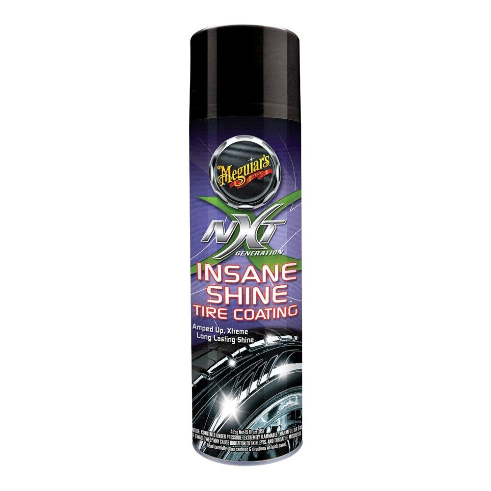 Meguiars 174 G13115 Nxt Generation Insane Shine Tire Coating