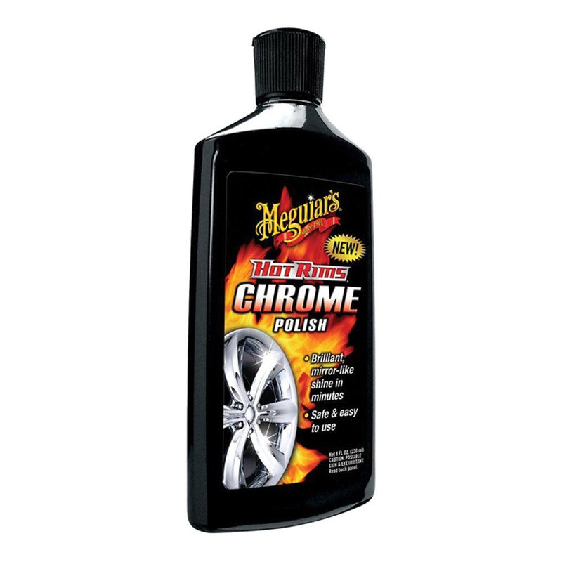 meguiars g16108 hot rims chrome polish. Black Bedroom Furniture Sets. Home Design Ideas
