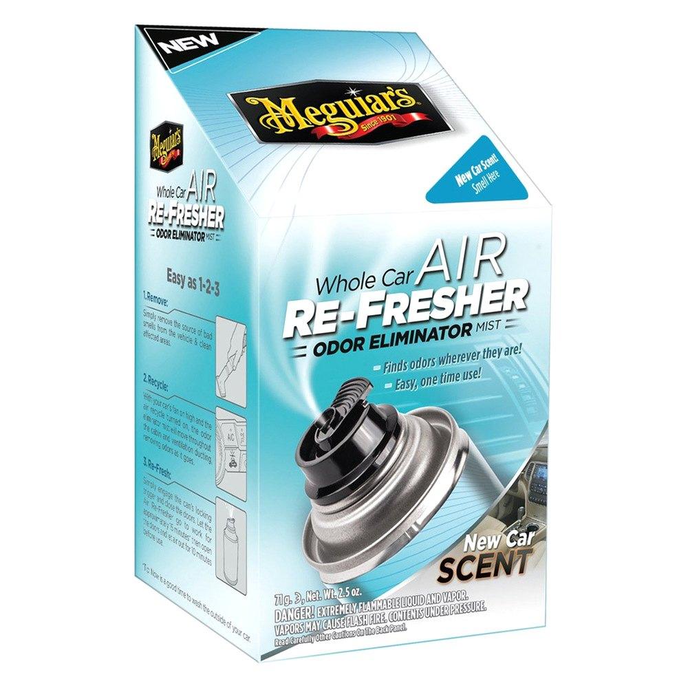 meguiars g16402 whole car air re fresher odor eliminator. Black Bedroom Furniture Sets. Home Design Ideas