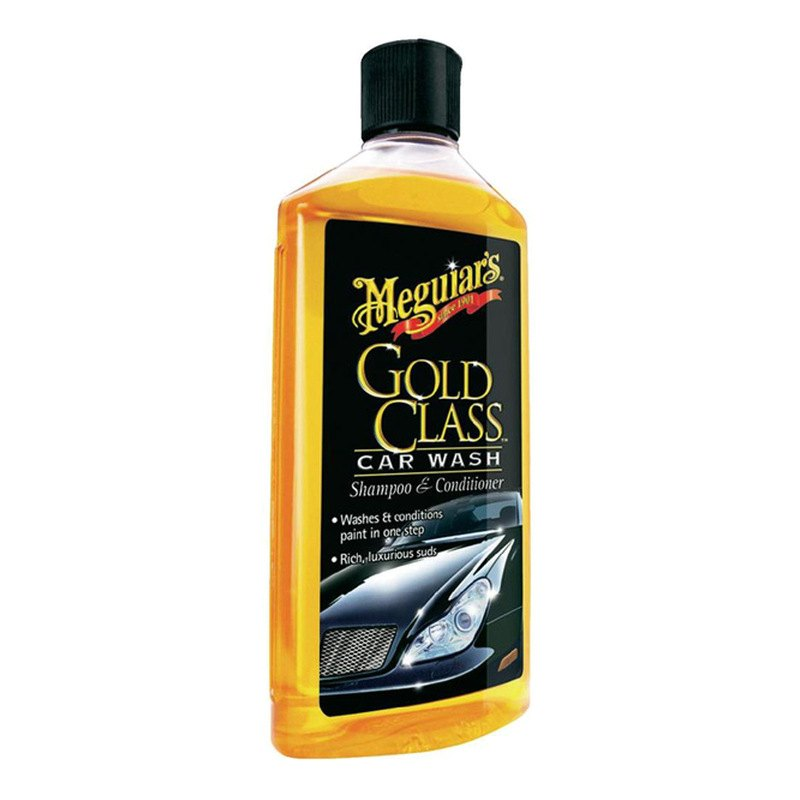 meguiars g7116 gold class car wash shampoo 16 oz. Black Bedroom Furniture Sets. Home Design Ideas