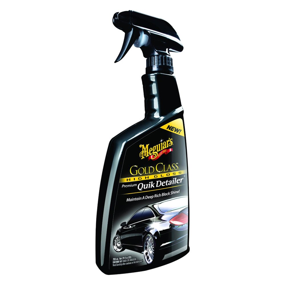 Car Detailing Prices >> Meguiars® G7624 - Gold Class™ Premium Quik Detailer