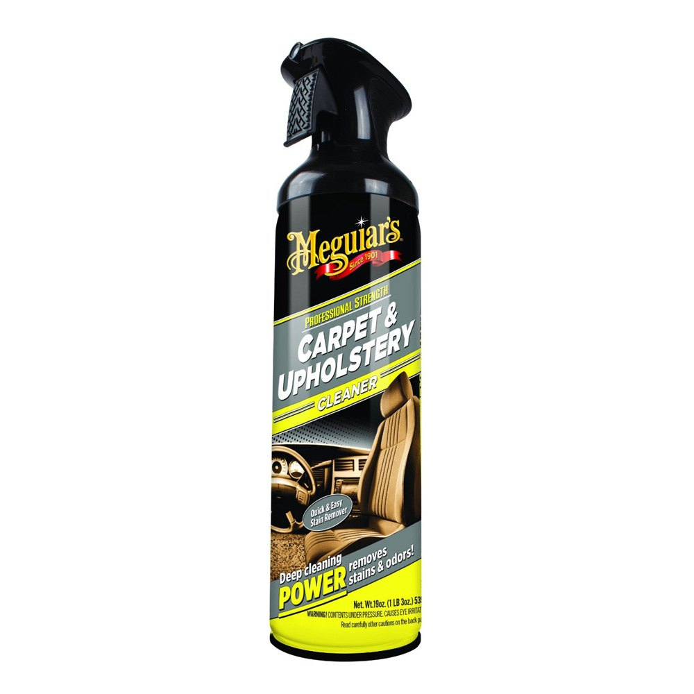 meguiars g9719 carpet and upholstery cleaner. Black Bedroom Furniture Sets. Home Design Ideas