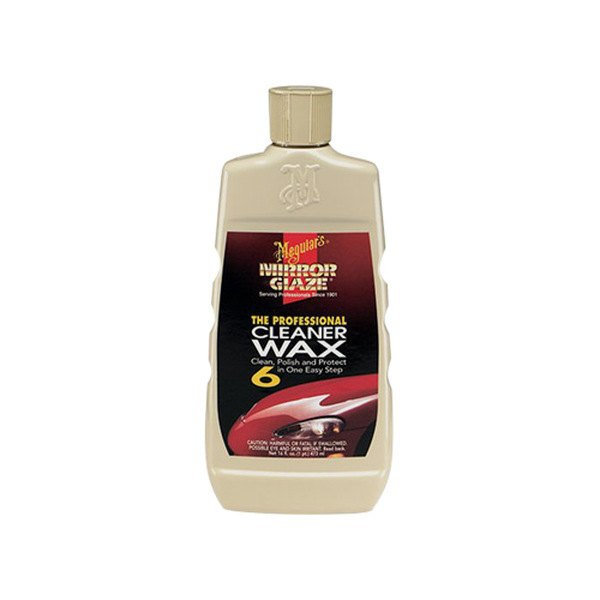 Superior Auto Parts >> Meguiars® M0616 - Mirror Glaze™ Cleaner and Wax, 16 oz