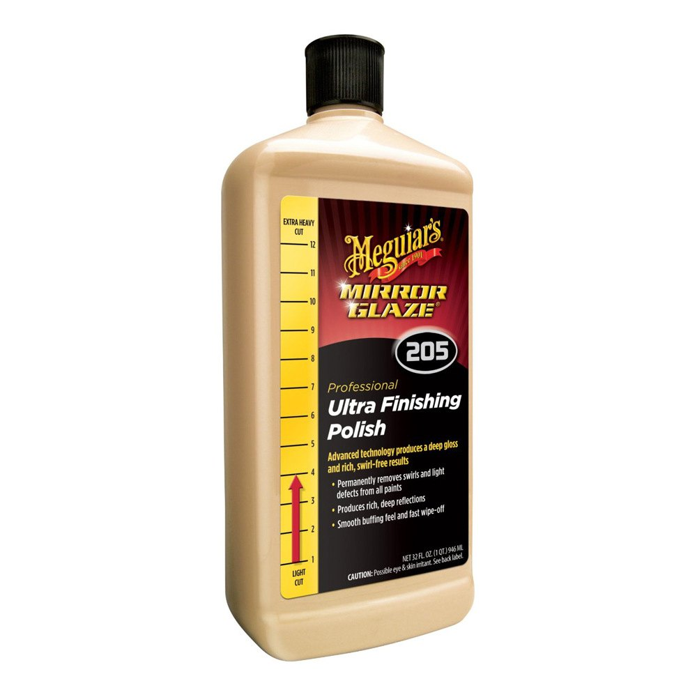 meguiars m20532 mirror glaze ultra finishing polish 32 oz. Black Bedroom Furniture Sets. Home Design Ideas