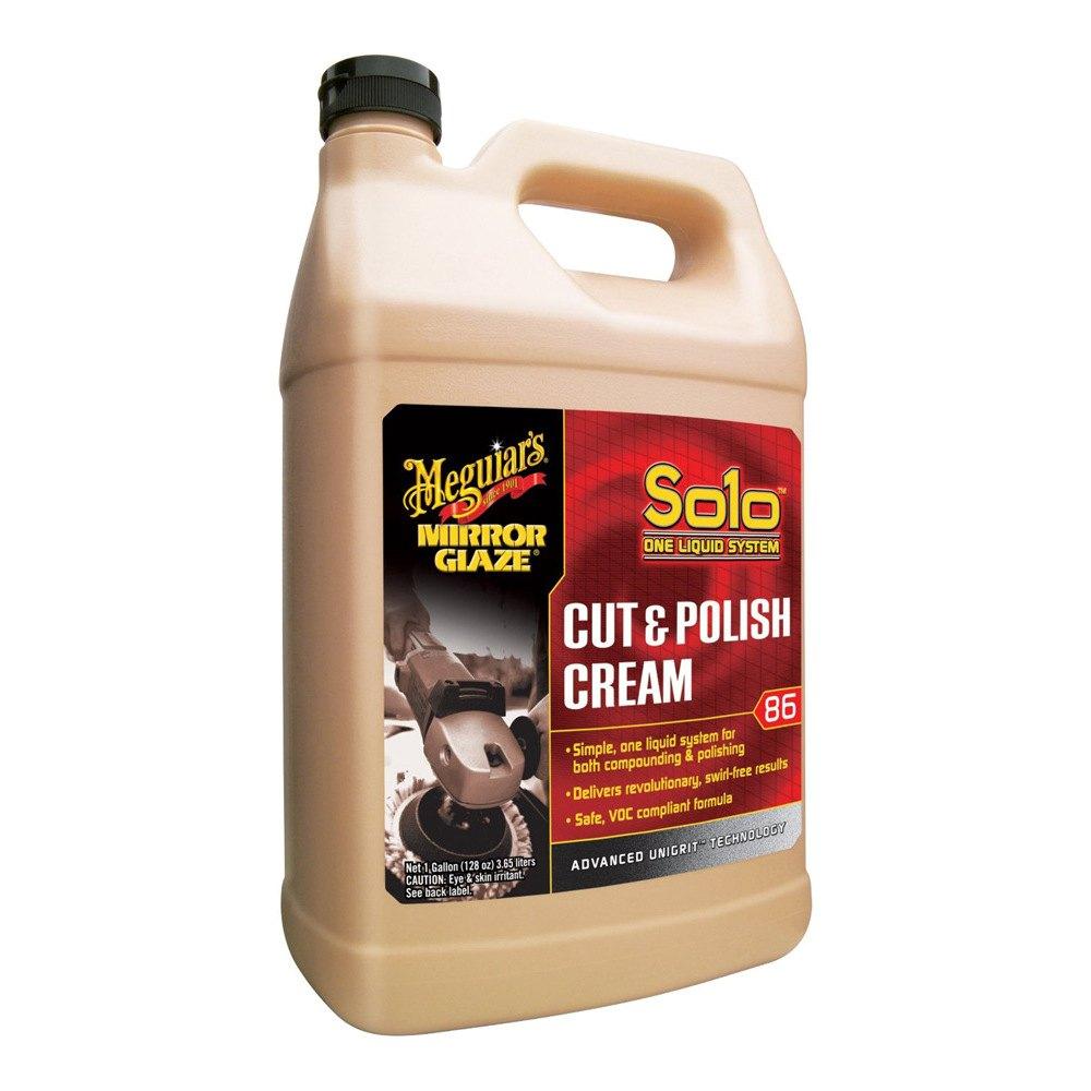 Car Paint Shops Prices >> Meguiars® M8601 - Mirror Glaze™ Solo™ Cut and Polish Cream