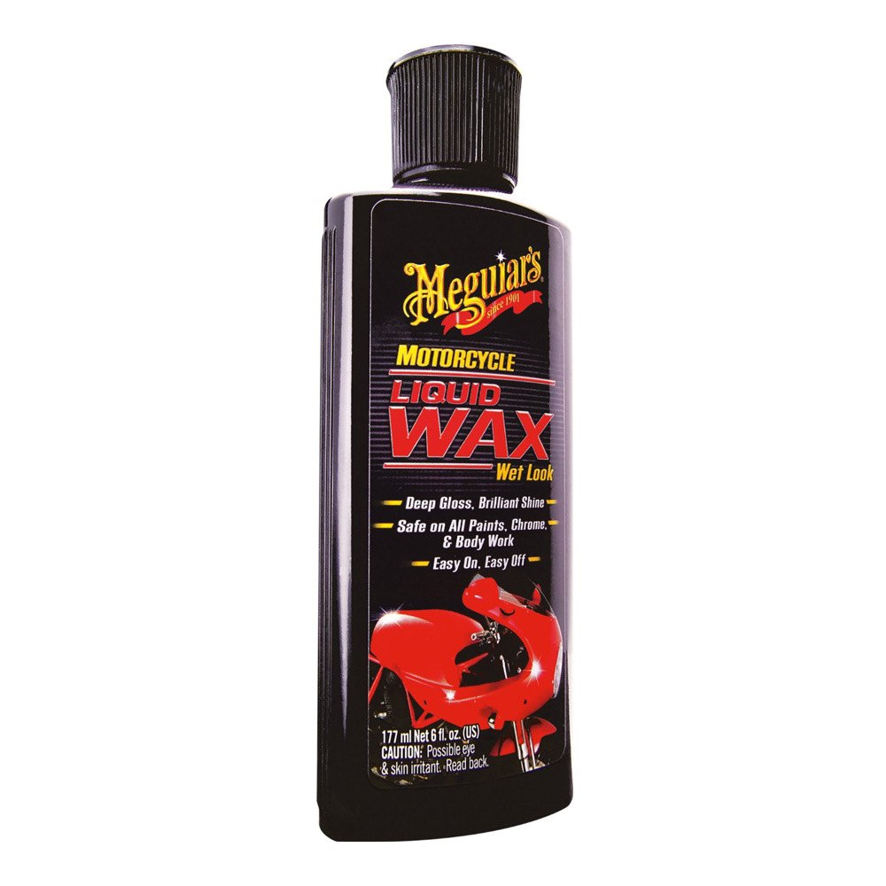meguiars mc20206 motorcycle liquid wax. Black Bedroom Furniture Sets. Home Design Ideas